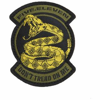 511 Tactical 81021 Don'T Tread On Me Patch