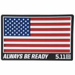511 Tactical 81024 Usa Patch