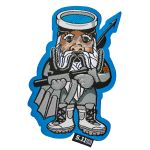 511 Tactical 81065 Navy Seal Gnome Patch