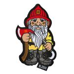 511 Tactical 81066 Firefighter Gnome Patch