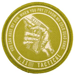 511 Tactical 81070 Cold Dead Hands Patch