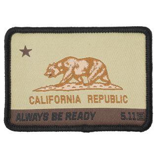 511 Tactical 81071 5.11 Tactical California State Bear