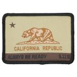 511 Tactical 81071 California State Bear