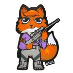 511 Tactical 81076 Tactical Foxy Patch