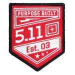 511 Tactical 81077 Purpose Built Patch