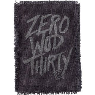 511 Tactical 81084 5.11 Tactical Zero Wod Patch
