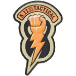 511 Tactical 81090 Kettlebolt Patch