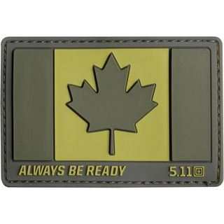 511 Tactical 81209 Canada Flag Patch