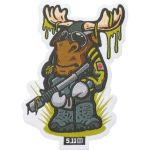 511 Tactical 81210 Tactical Moose Morale Patch