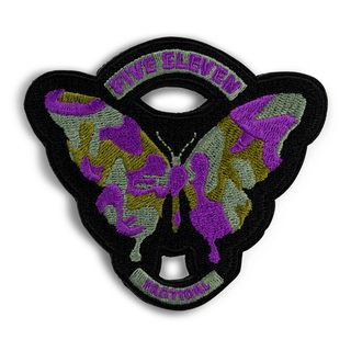 511 Tactical 81254 5.11 Tactical Camo Butterfly Patch