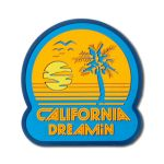 5.11 Tactical 81314 5.11 Tactical California Dreamin' Patch