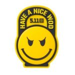 511 Tactical 81378 5.11 Tactical Have A Nice Wod Patch