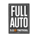 511 Tactical 81379 5.11 Tactical Full Auto Patch