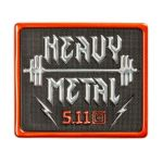 511 Tactical 81383 5.11 Tactical Heavy Metal Patch