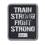 511 Tactical 81384 5.11 Tactical Train Strong Patch