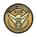 511 Tactical 81390 5.11 Tactical Global Eagle Patch