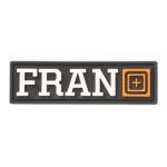5.11 Tactical 81398 5.11 Tactical Fran Patch