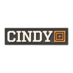 511 Tactical 81399 5.11 Tactical Cindy Patch