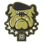 511 Tactical 81428 5.11 Tactical Bulldog Patch