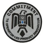 511 Tactical 81432 5.11 Tactical Commitment Patch