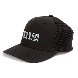 511 Tactical 89084AAQ 5.11 Tactical Legacy Flexfit Trucker Hat