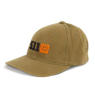 511 Tactical 89085AAS Legacy Flexfit Washed Cap