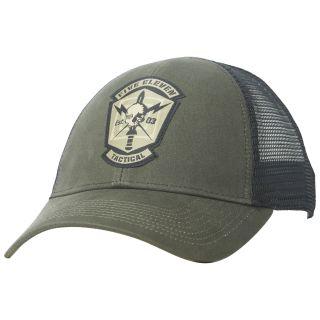 511 Tactical 89418 Skull Meshback Cap
