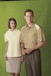 Ash City 75054 Ladies Recycled Polyester Performance Honeycomb Color Block Polo