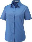 Ash City 77039 <b>New</B> Maldon Ladies' Short Sleeve Oxford Shirt