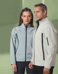 Ash City 78034 Ladies Performance Brushed Back Soft Shell Jacket