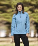 Ash City 78047 Ladies Performance Mid-Length Soft Shell Jacket