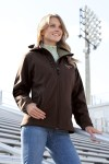 Ash City 78080 Ladies Insulated Soft Shell Jacket With Detachable Hood