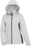 Ash City 78169 <b>New</B> Gridlock Ladies' Tonal Pattern Lightweight Jacket
