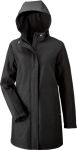Ash City 78171 <b>New</B> Ladies' Textured City Soft Shell Jacket