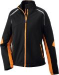 Ash City 78654 <b>New</B> Dynamo Ladies' Hybrid Performance Soft Shell Jacket
