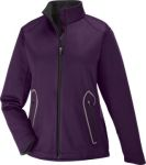 Ash City 78655 <b>New</B> Splice Ladies' Soft Shell Jacket With Laser Welding