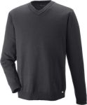Ash City 81010 <b>New</B> Merton Men's Soft Touch V-Neck Sweater