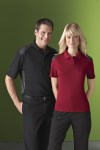 Ash City 85091 Men's Recycled Polyester Performance Honeycomb Color Block Polo