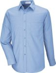 Ash City 87038 <b>New</B> Windsor Men's Long Sleeve Oxford Shirt