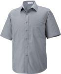 Ash City 87039T <b>New</B> Maldon Men's Tall Short Sleeve Oxford Shirt