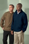 Ash City 88044 88044 Men's M•I•C•R•O Plus Half-Zip Windshirt With Teflon