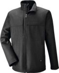 Ash City 88171 <b>New</B> Men's Textured City Soft Shell Jacket