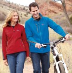 Ash City 88649 <b>New</B> Men's Bonded Fleece Jacket