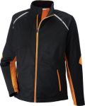 Ash City 88654 <b>New</B> Dynamo Men's Hybrid Performance Soft Shell Jacket