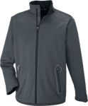 Ash City 88655 <b>New</B> Splice Men's Soft Shell Jacket With Laser Welding
