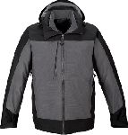 Ash City 88663 Alta Men's 3-In-1 Seam-Sealed Jacket With Insulated Liner