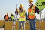 Ash City 88706 Vertical Stripe Safety Vest