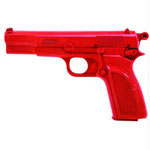 ASP 07314 Browning High Power Training Red Gun