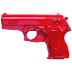 ASP 07325 Beretta Cougar 9mm/.40/.45 Compact Training Red Gun