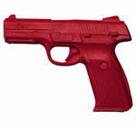 ASP 07350 Ruger SR9 Training Red Gun